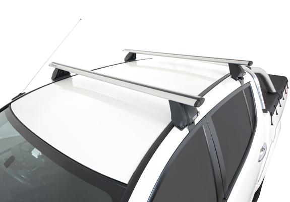 Mitsubishi Triton 4dr Ute Dual Cab 07 06 03 15 Rhino Rack Vortex Roof Racks Pr Roof Rack World