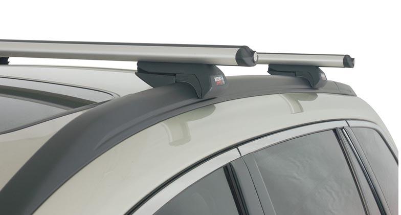 subaru outback 4dr wagon with roof rails 4th gen 09 09 08 14 rhino rack vortex roof racks pr