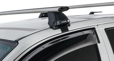 Flush 2 Bar Rhino Roof Rack for TOYOTA Hilux Dual Cab 04//05-09//15 RV0051B